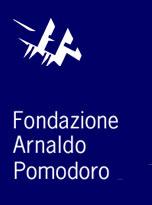 Basile arteco for Fondazione arnaldo pomodoro