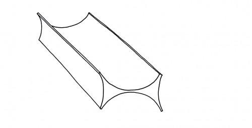centrotavola disegno